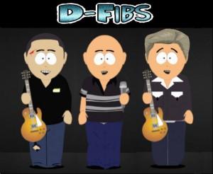 D-Fibs Rock Covers Band