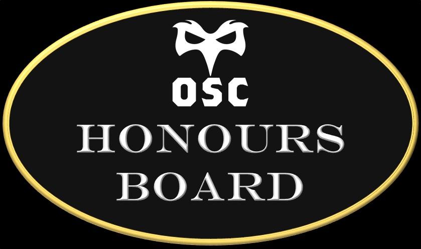OSC Honours Board